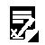 Permits service icon