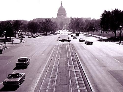 Pennsylvania Avenue 1962 Ddot