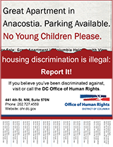 Download Housing Discrimination Poster: Children