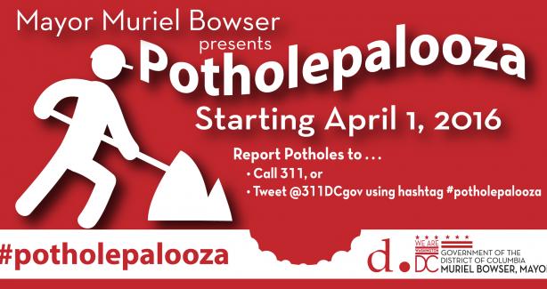 Potholepalooza 2016