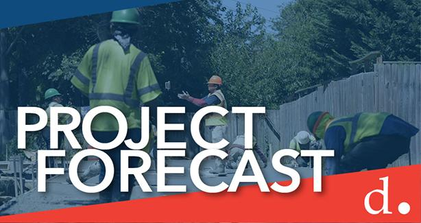 Capital Projects and Projects Forecast