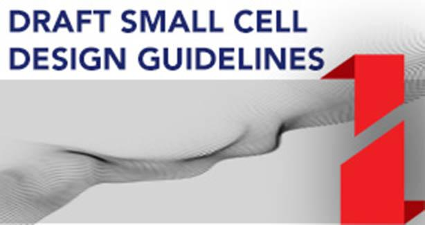Small Cell Guidelines Banner
