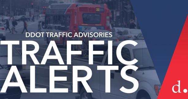 Traffic Alert banner