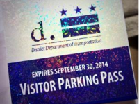 VPP - DC's Visitor Parking Pass Program