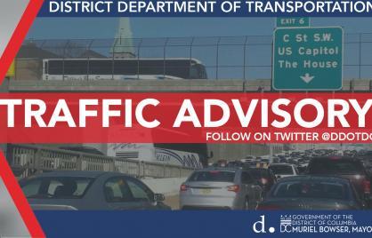 Traffic Advisory Banner