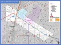 Florida Avenue NE Streetscape Study Area 1