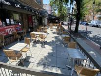 streatery in Dupont