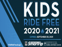 Kids Ride Free Card SY 20/21