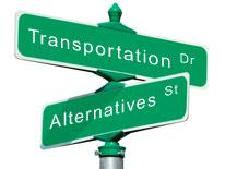 Street Signs Graphic: Transportation Alternatives