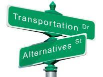 Street Signs Graphic: Transportation Alternatives