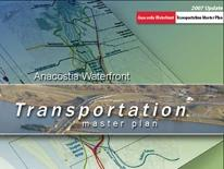 Anacostia Waterfront Transportation Master Plan cover