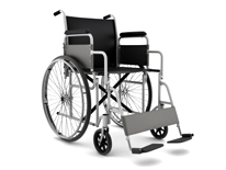 Americans with Disabilities Act Coordinator - wheelchair