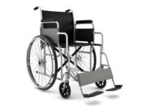 Americans with Disabilites Act (ADA) of 1990 -  wheelchair