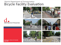 DDOT Bicycle Facility Evaluation cover