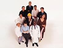Equal Employment Opportunity Program - Title VII - a tightly huddled group of people from every race, gender, national origin,and size