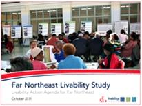 Far Northeast Livability Study cover