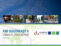 Far Southeast II Livability Study cover