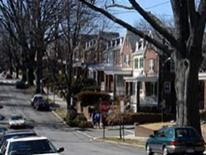 Glover Park Transportation Study - residential street scene