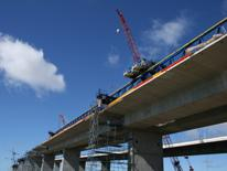 Image of highway under construction