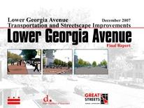 Lower Georgia Avenue Transportation and Streetscape Improvements