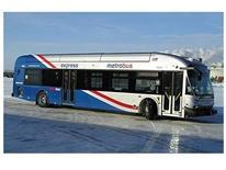 Metrobus Express Service bus