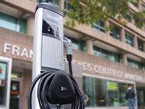 Park and Charge Pilot - electric car charging station