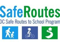DC Safe Routes to School program logo
