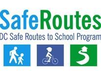DC Safe Routes to School program logo