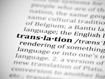 Language Access Program - Translation
