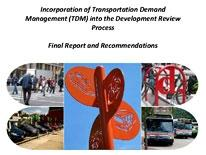 DDOT Transportation on Demand Report cover