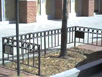 Tree Fence Type - preferred