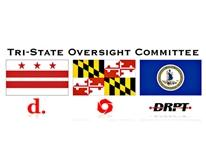 Tri-state Oversight Committee (TOC) logo