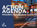 Action Agenda - Progress Report 2010 - cover (printable version)