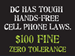 Safety Programs - DDOT Road Rules cover - Zero tolerance for driving while using cell phone