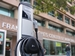 ChargePoint - Park and Charge Pilot - electric car ChargePoint charging station on street