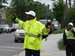 School Crossing Guard Program - Crossing guards at work on DC street