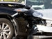 Traffic Safety Crash Reports - Traffic accident between a black and white car